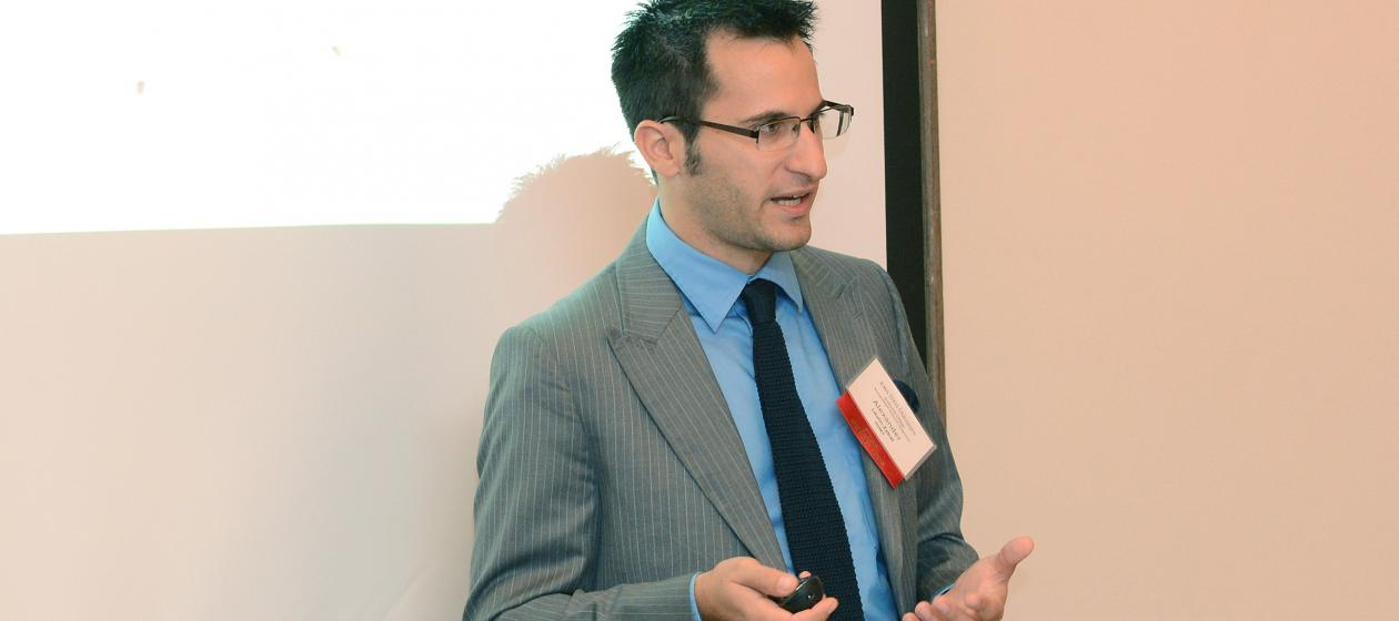 Alex Litvin (2017 Oral Presenter)